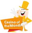 Casino of the Month winner